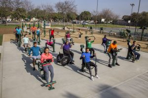 Ultimate Outdoor Fitness Experience