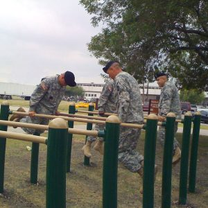Military Parallel Bars