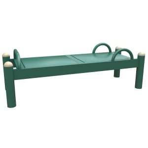 Military Exercise Bench