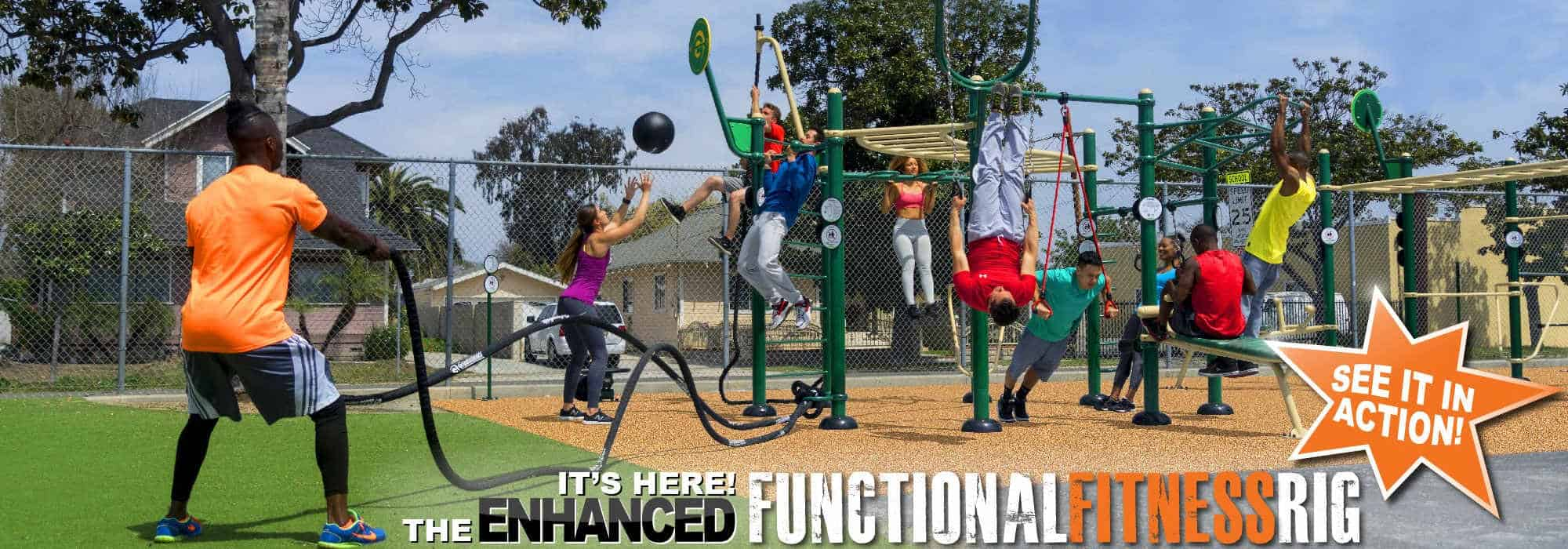 Functional Fitness Rig