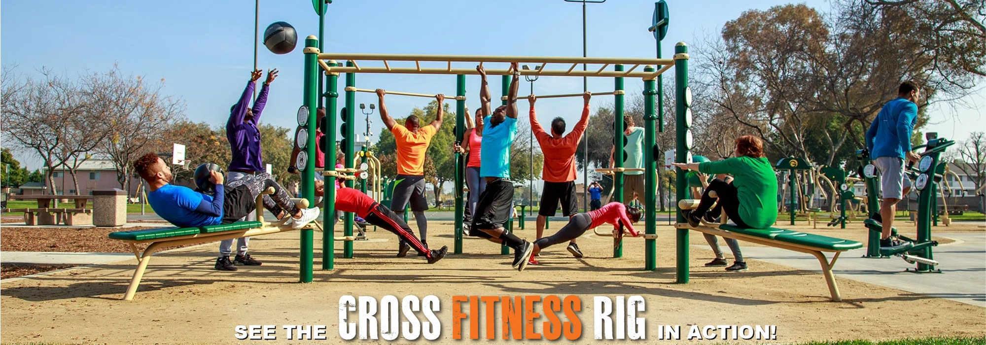 Cross Fitness Rig