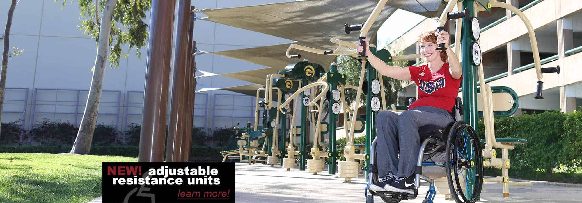 ADA accessible units