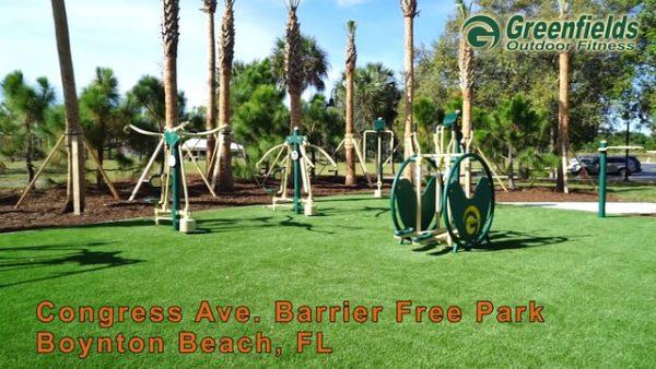 Congress Avenue Barrier Free Park – Boynton Beach, FL
