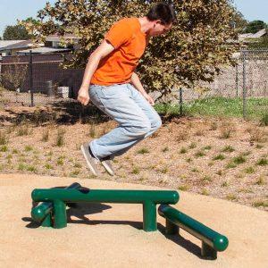 3-Beam Jump Bar