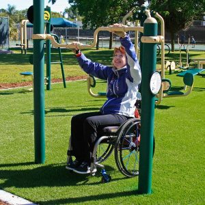 Wheelchair Accessible Hand Cycle